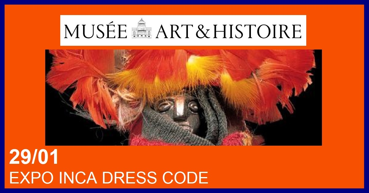 EXPO : INCA DRESS CODE