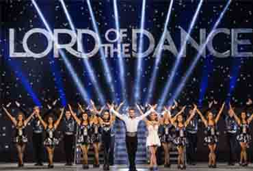 SPECTACLE : LORD OF THE DANCE