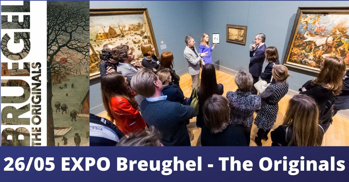 EXPOSITION BRUEGEL : THE ORIGINALS