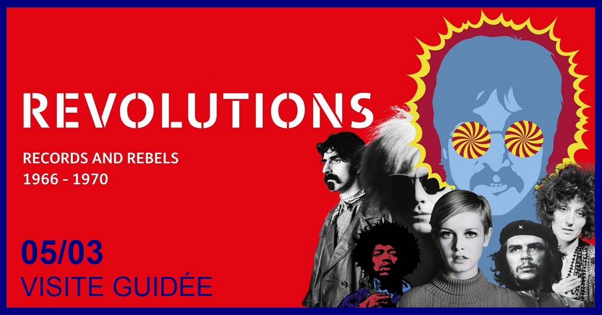 EXPO REVOLUTIONS: RECORDS AND REBELS 1966-1970