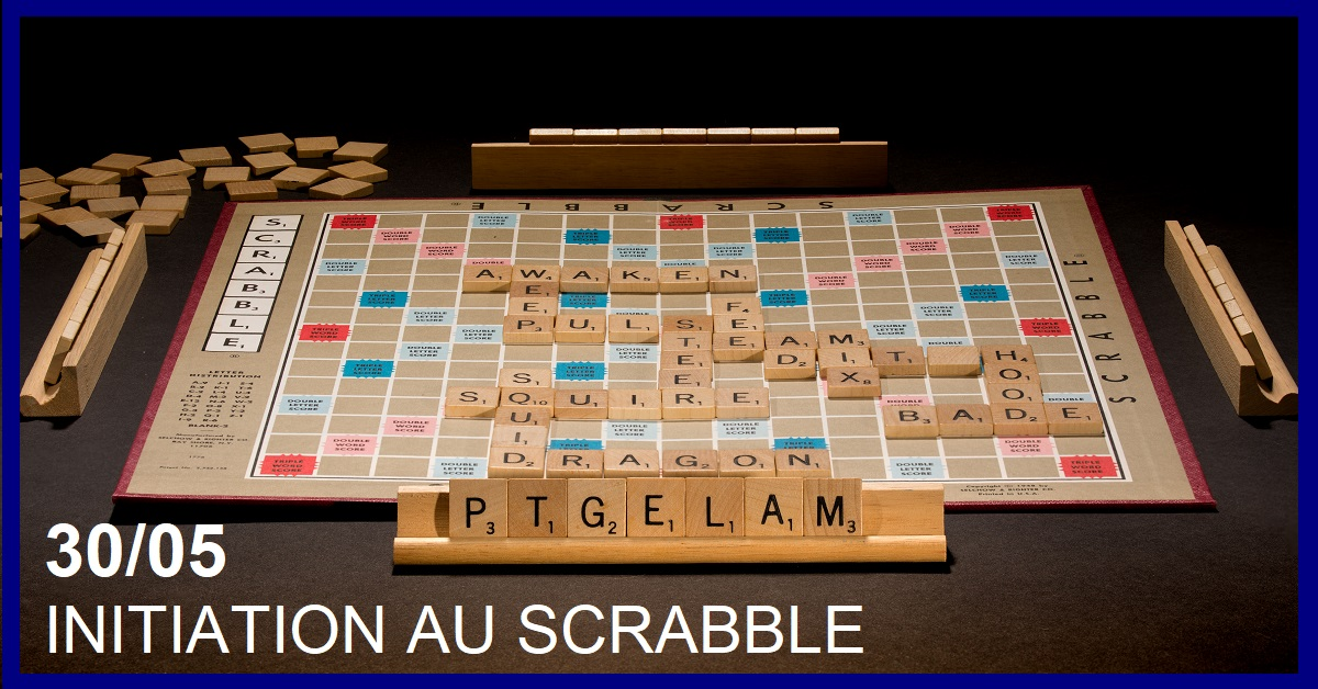 INITIATION AU SCRABBLE DUPLICATE